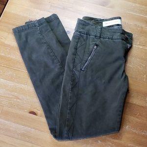 Pilcro and the letterpress size 2 pants Jeans j22